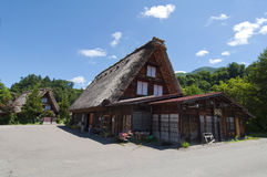 Shirakawago Royalty Free Stock Photography