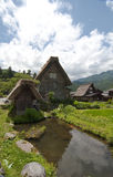 Shirakawago Royalty Free Stock Photo