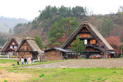Shirakawago Stock Images