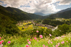 Shirakawago Royalty Free Stock Image