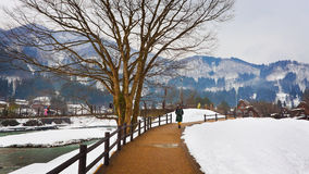 Shirakawago Stock Photography