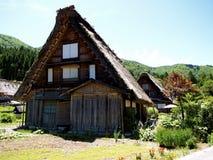 Shirakawago Imagem de Stock Royalty Free