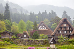 Shirakawago Royalty Free Stock Images