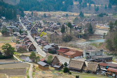 Shirakawago Gifu Takayama Japan Royalty Free Stock Images