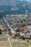 Shirakawago Gifu Takayama Japan Royalty Free Stock Image
