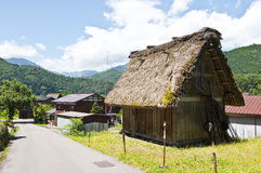 Shirakawago, Japan Royalty Free Stock Image