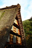 Shirakawago village, Japan Royalty Free Stock Photography