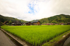 Shirakawago Village Stock Images