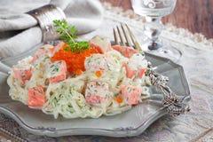 Shirataki noodles Royalty Free Stock Photography