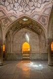 Shiraz Citadel room decoration Royalty Free Stock Photo