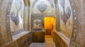 Shiraz Citadel room fisheye Stock Photo