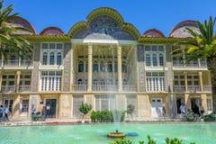 Shiraz Eram Garden 01 arkivbilder