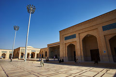 Shiraz holy shrine Royalty Free Stock Image