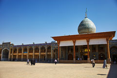 Shiraz holy shrine Stock Photos