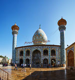 Shiraz holy shrine Royalty Free Stock Photo