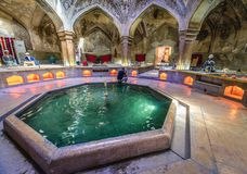 Vakil Baths in Shiraz Stock Images
