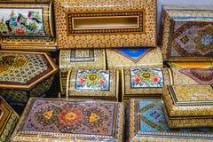 Shop in Shiraz stock photography