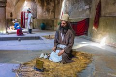 Vakil Bath in Shiraz stock image