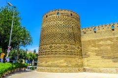 Shiraz Karim Khan Castle 02 stock foto's