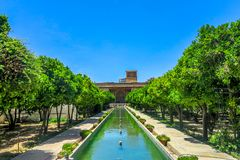 Shiraz Karim Khan Castle 05 royalty-vrije stock fotografie