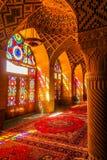 Shiraz Pink Mosque 02 fotografie stock
