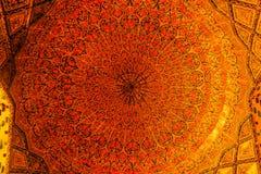 Shiraz Pink Mosque 03 fotografia stock libera da diritti