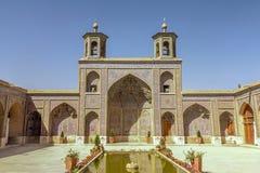 Shiraz Pink Mosque 07 immagine stock