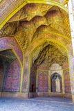 Shiraz Pink Mosque 09 immagini stock libere da diritti