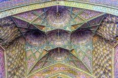 Shiraz Pink Mosque 11 immagini stock