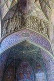 Shiraz Pink Mosque 13 fotografia stock libera da diritti