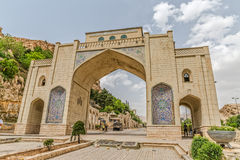 Shiraz Quran Gateway Photos stock