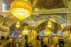 Shiraz Sayyed Alaeddin Hossein Mosque 05 stock foto