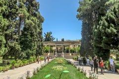 Shiraz Tomb van Hafez 01 royalty-vrije stock foto