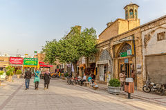 Shiraz Vakil Bazaar Stock Photos