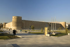 Shiraz, Zitadelle von Karmin Khan Lizenzfreies Stockfoto