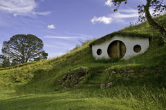 Shire. Hobbit's cottage. Stock Images