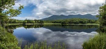 Shiretoko Five Lakes, Hokkaido, Japan royalty free stock image