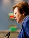 Shirin Ebadi Fotografie Stock