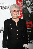 Shirley Jones arrives at the Opening Night of the Play  Stock Photography