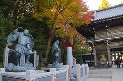 Shirne Tengu in japan Stock Images