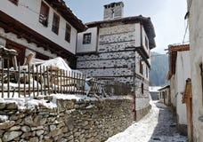 Shiroka Laka, Bulgaria Fotografia Stock