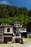 Shiroka lykagata i Bulgarien Arkivbild