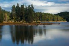 Shiroka poliana dam 2 Royalty Free Stock Images