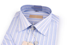 Shirt. A white shire in background Stock Photo