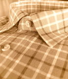 Shirt. Fabrics shirt stock photos