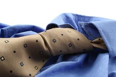 Free Shirt And Tie Royalty Free Stock Photos - 1271978