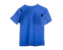 Shirt-Ausdrücke Stockfotografie