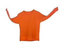 Shirt-Ausdrücke Stockfotos