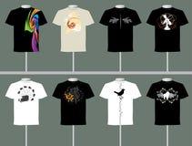 Shirt-Auslegung Stockfotos