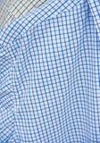 Shirt check background.. Royalty Free Stock Image